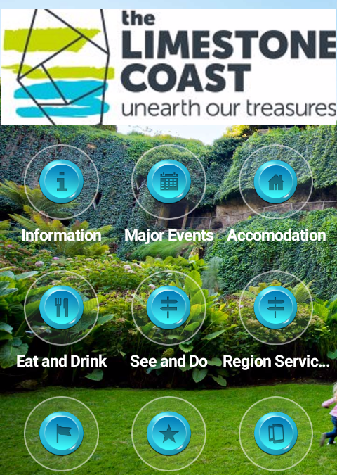 Android Beta version of the Limestone Coast app is available
